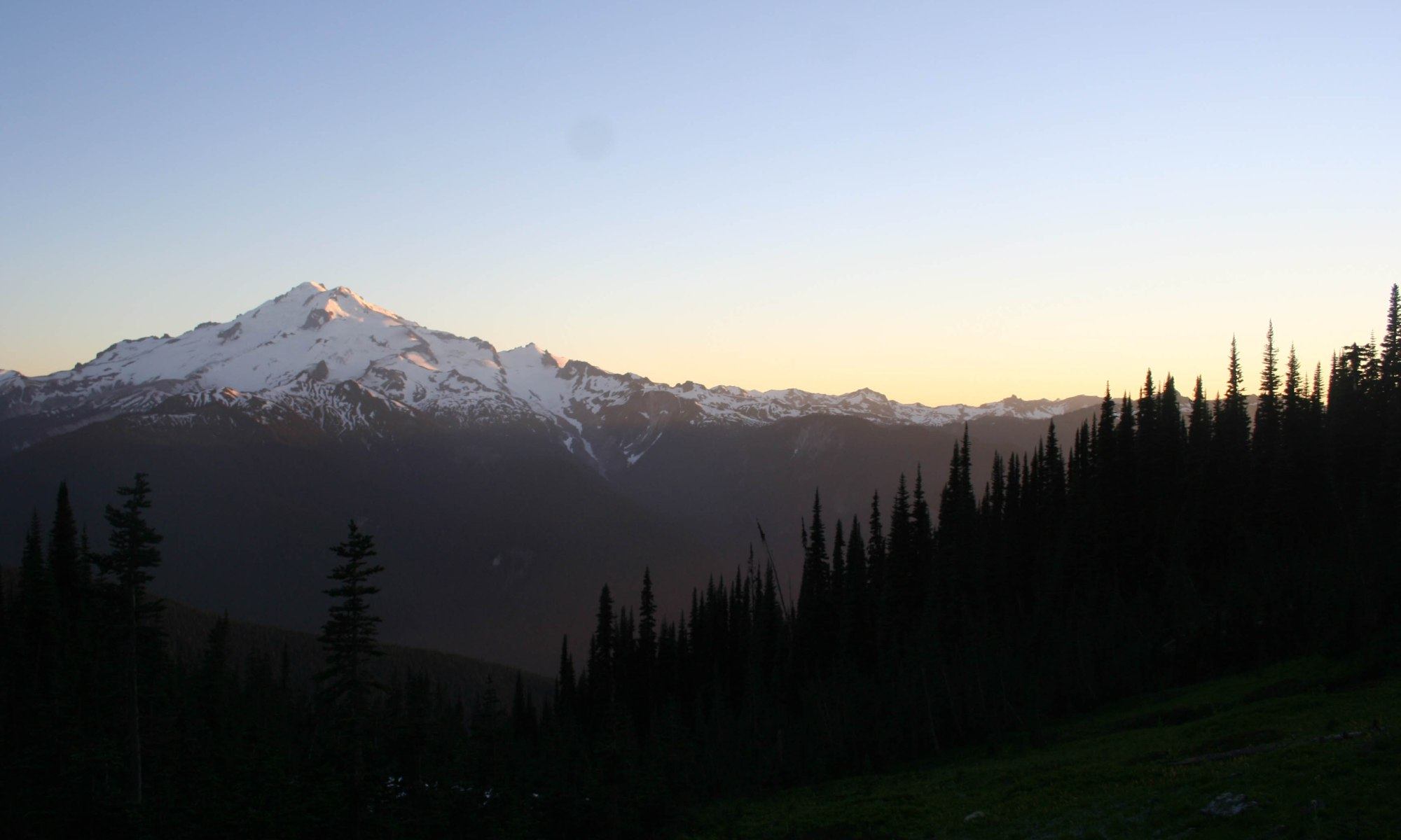 Glacier Peak, Mariel Vinge, 2012